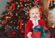 boże narodzenie, prezent, dziecko, trzylatek, prezent na święta dla trzylatka
