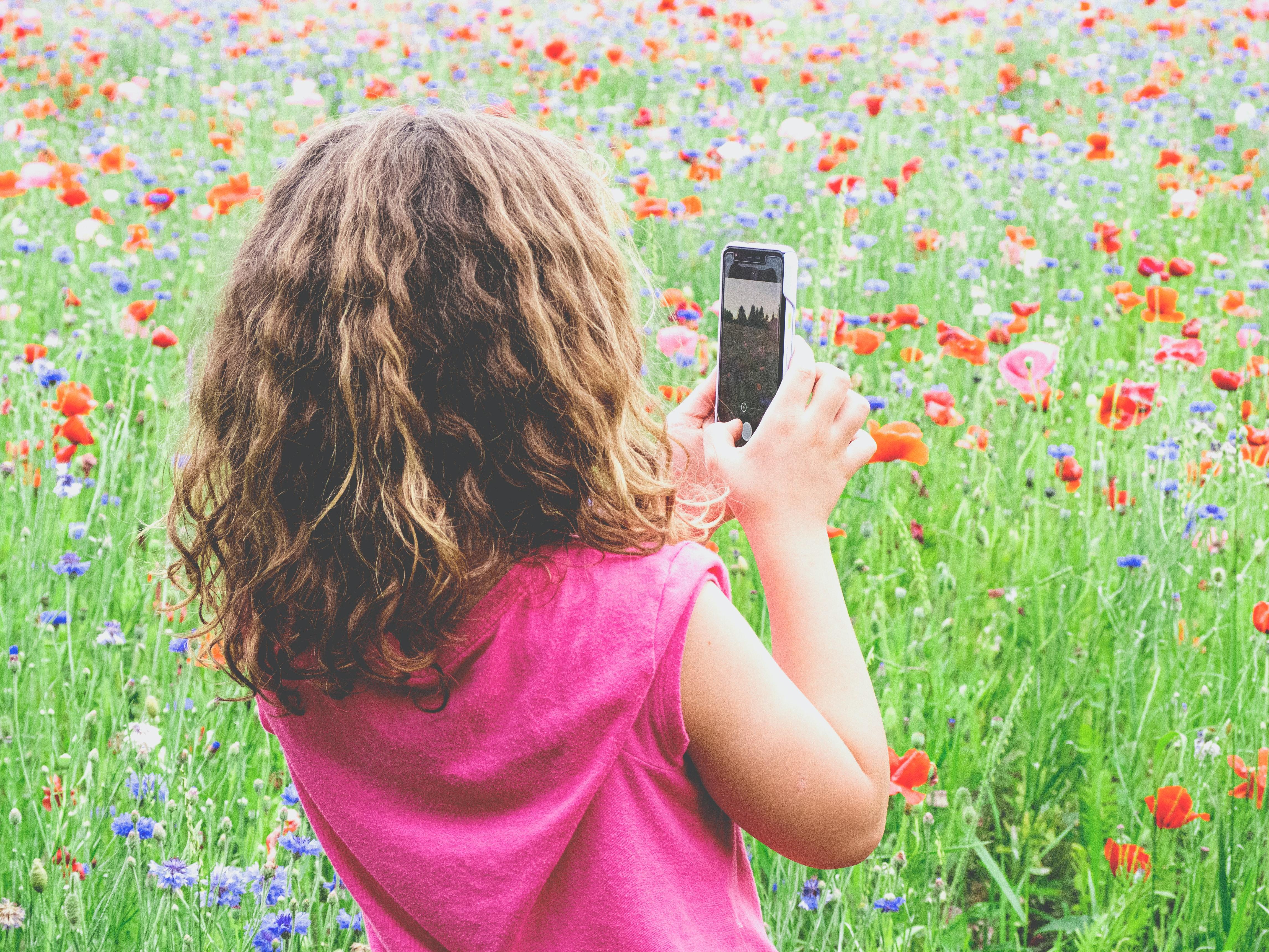 telefon komórkowy. telefon dla dziecka, komórka