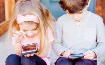telefon komórkowy, komórka, telefon dla dziecka