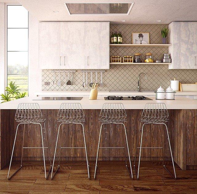 krzesła kuchnia