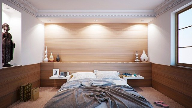 sypialnia remont