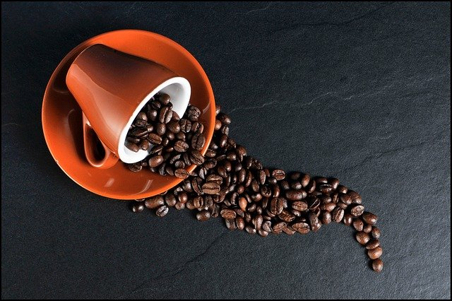 kawa napój arabica