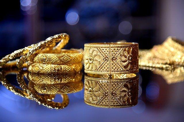 biżuteria złoto