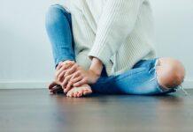 spodnie jeans figura
