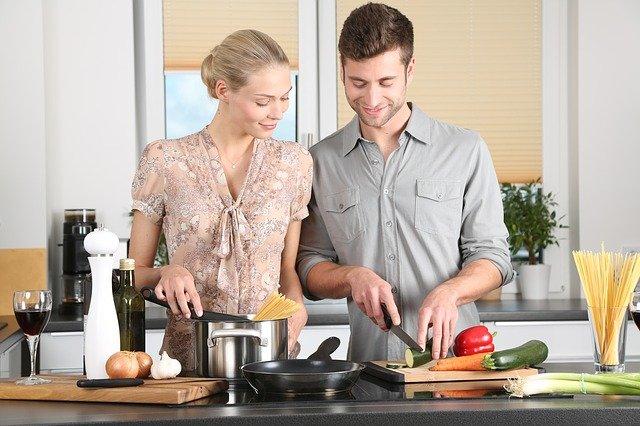 garnek indukcja gotowanie
