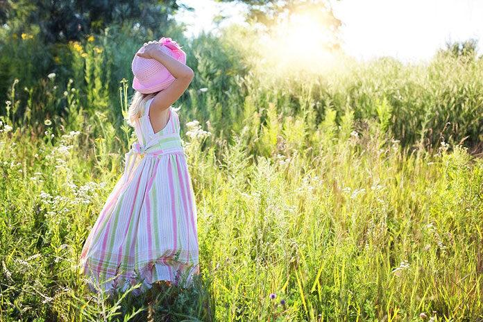 sukienki dziewczęce