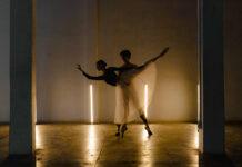 Strój na balet